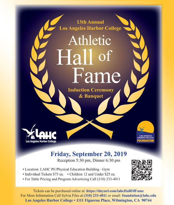13th Annual Hall of Fame