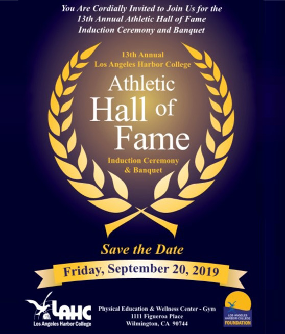 Save the Date 13th Annual Hall of Fame