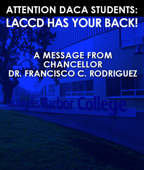 a message from chancellor rodriquez