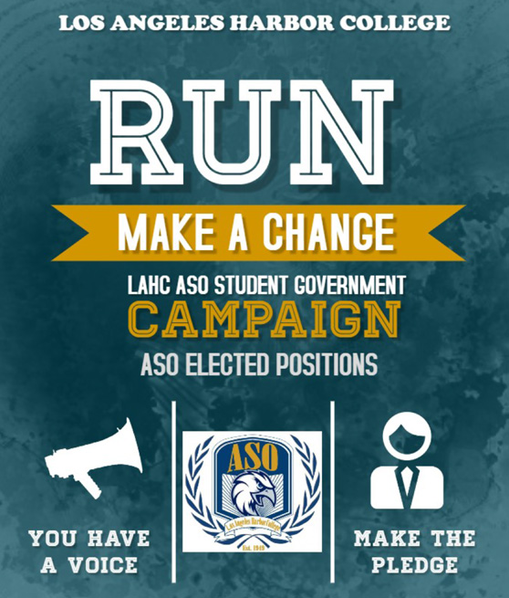 run for ASO office make a change