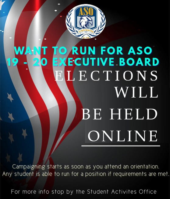 run for ASO office